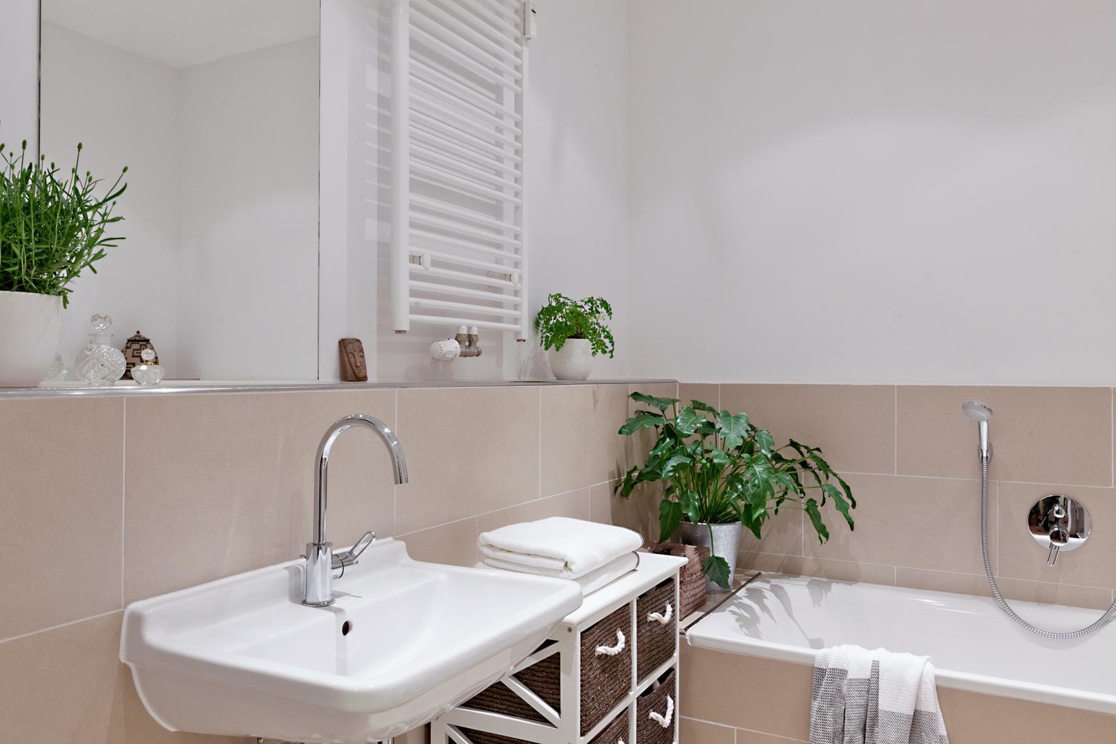 un appartement aux airs de loft new yorkais madame d core. Black Bedroom Furniture Sets. Home Design Ideas