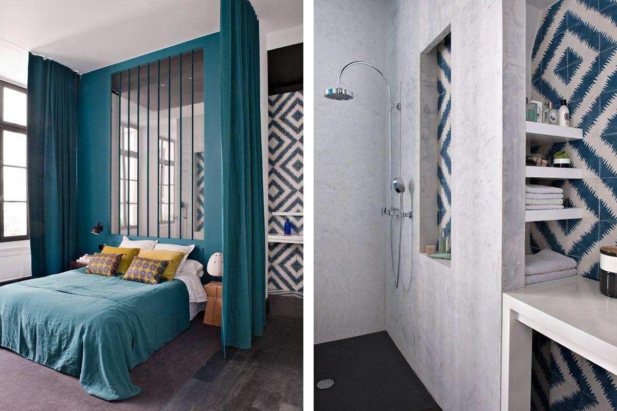 D Coration Fra Che Et D Complex E Dans Un Appartement Parisien