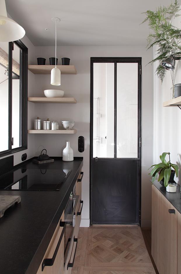 Un appartement n o industriel madame d core - Ampm cuisine ...