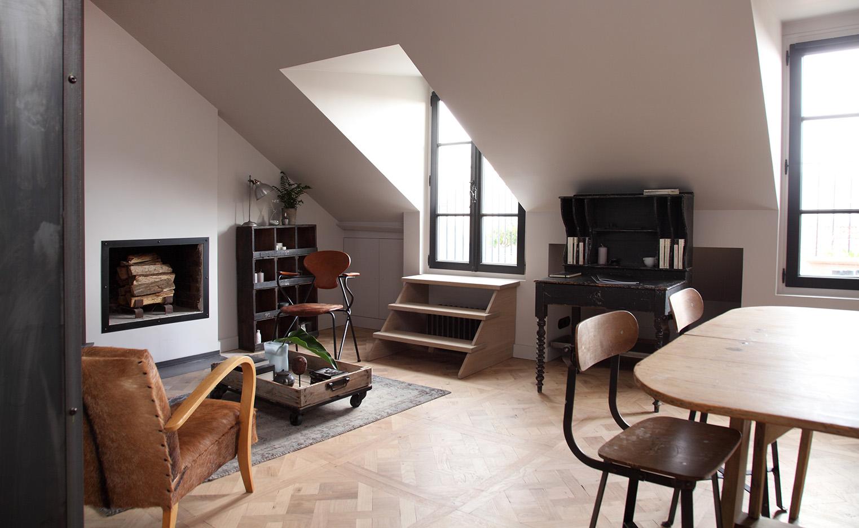 Un Appartement N O Industriel Madame D Core