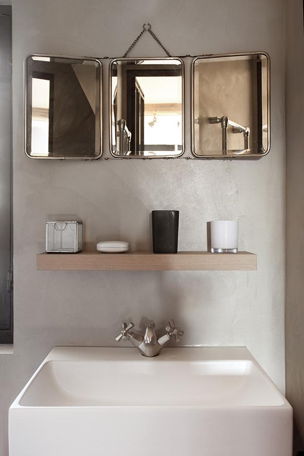 un appartement n o industriel madame d core. Black Bedroom Furniture Sets. Home Design Ideas