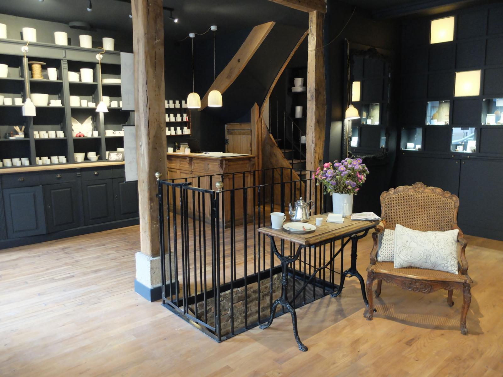 Elégance et simplicité chez Alix D. Reynis | Madame Décore