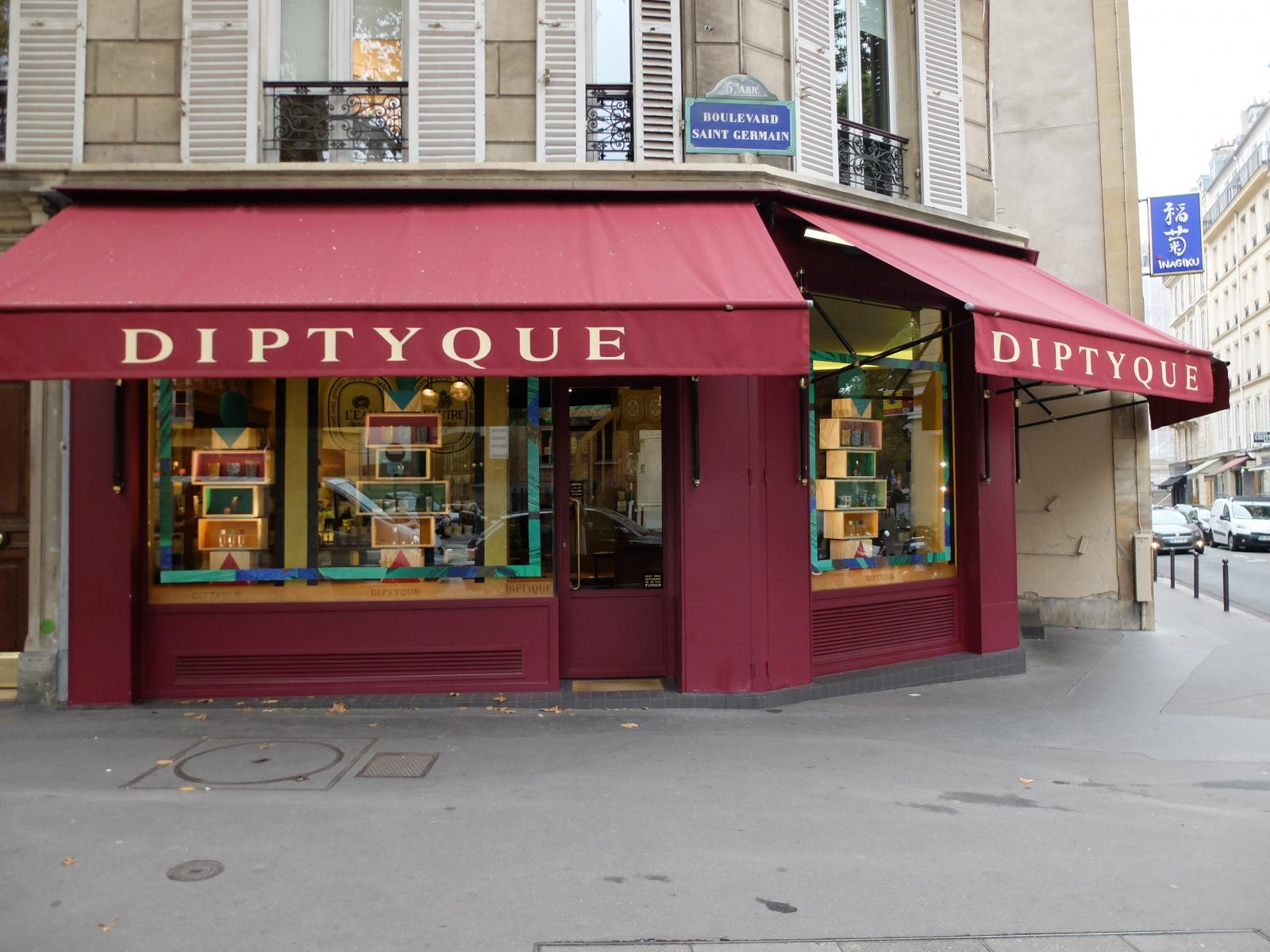 Coup de coeur cire trudon vs diptyque madame d core for 34 boulevard saint germain paris