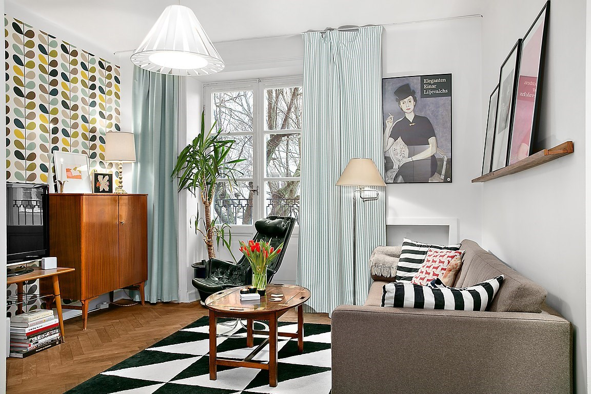 un petit espace am nag avec brio madame d core. Black Bedroom Furniture Sets. Home Design Ideas
