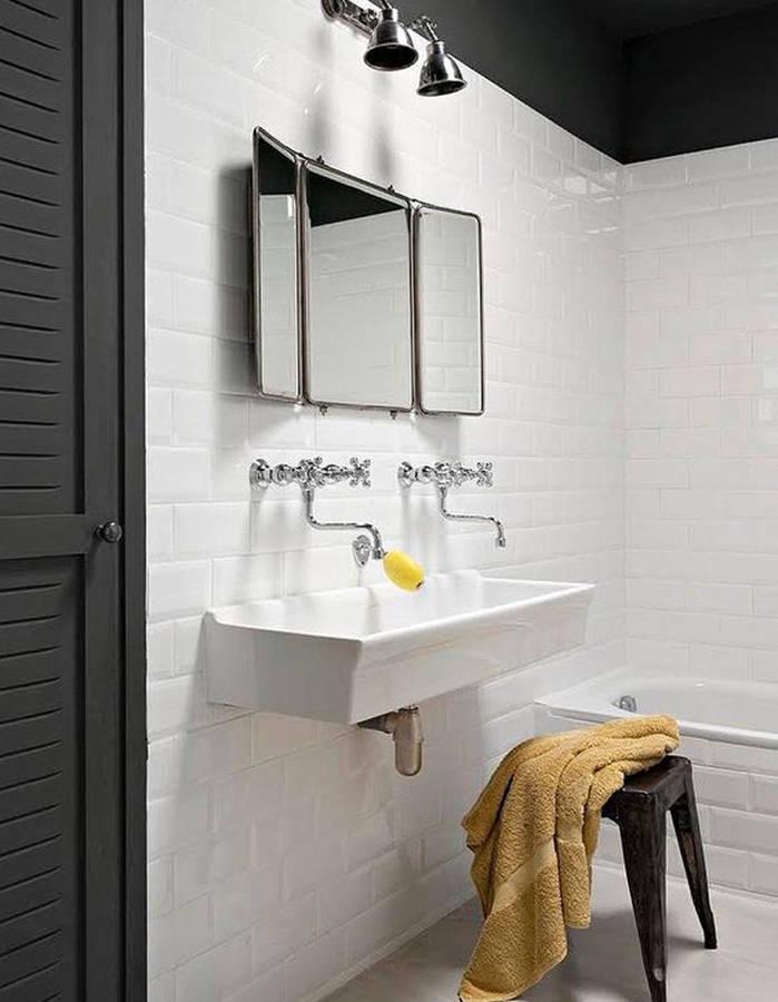 une salle de bain pour les kids madame d core. Black Bedroom Furniture Sets. Home Design Ideas