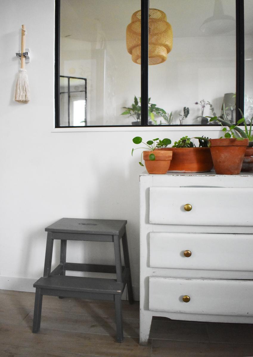 Porte Ustensile De Cuisine Sans Percer une cuisine fonctionnelle avec les crochets command