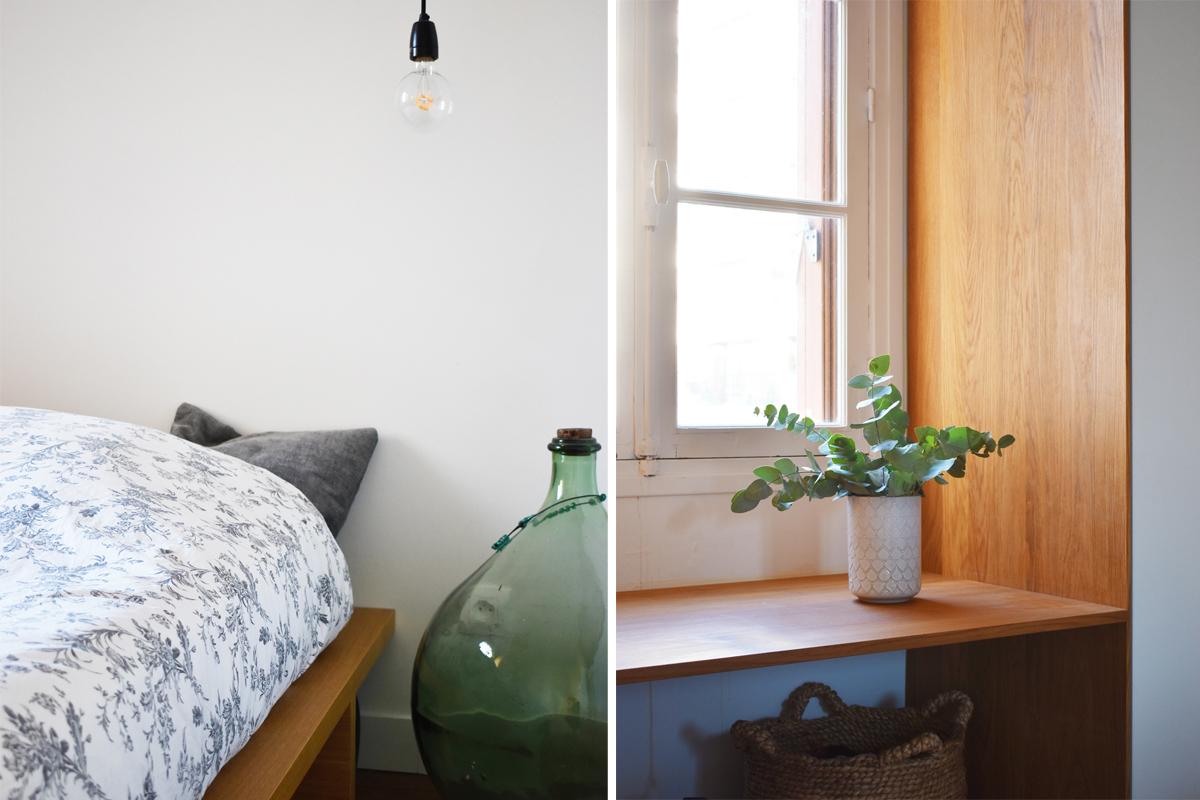 Un Appartement Haussmannien Remis Au Goût Du Jour Par Clara
