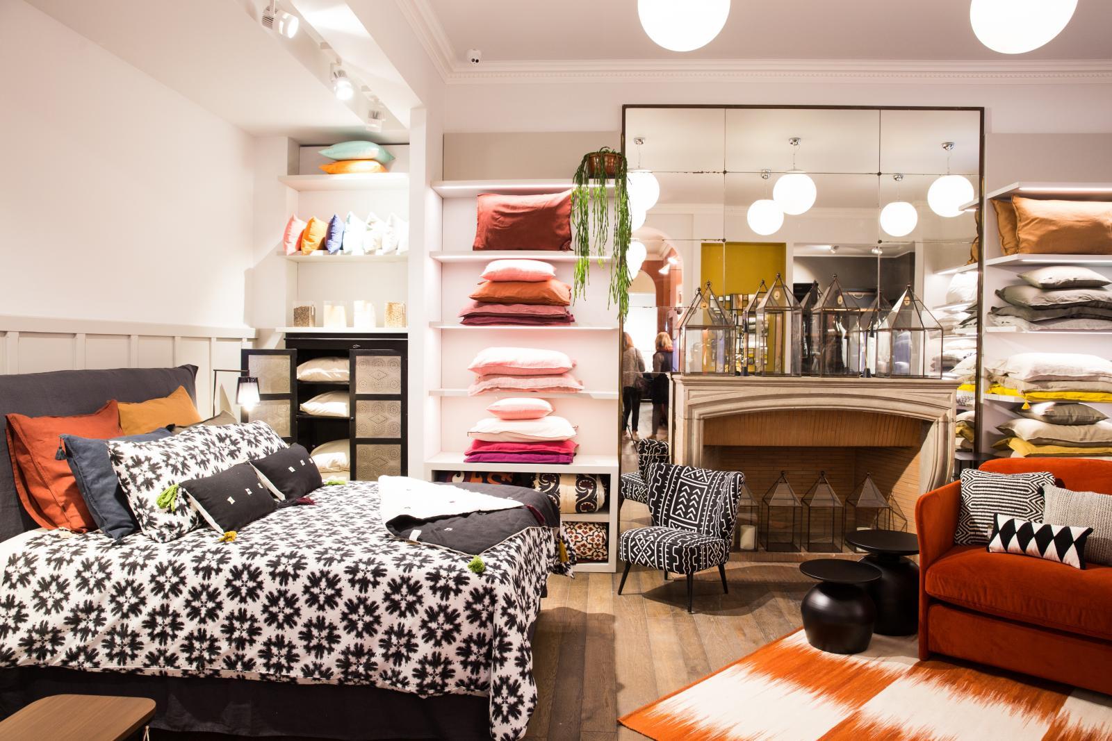 ampm inaugure une nouvelle boutique à paris | madame décore