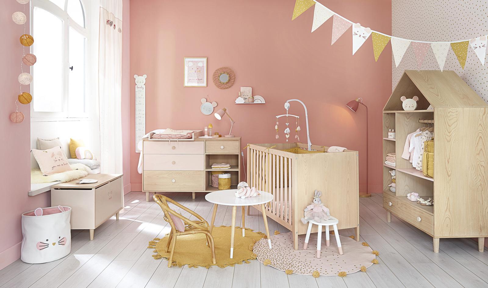 5 astuces pour aménager une chambre de bébé cocooning | Madame Décore