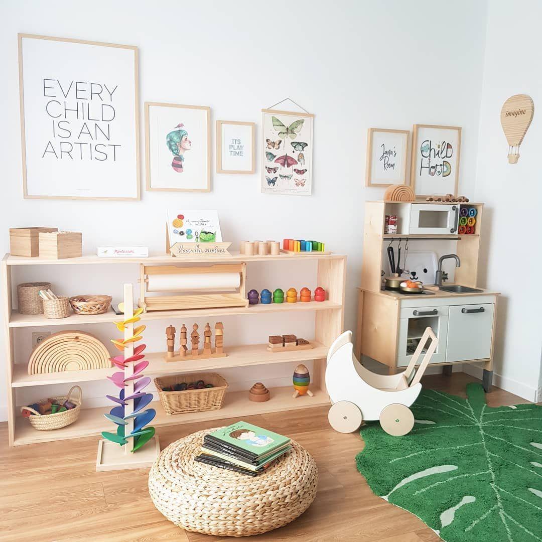 Amenagement Petite Chambre Garcon comment aménager une chambre d'enfant montessori | madame décore