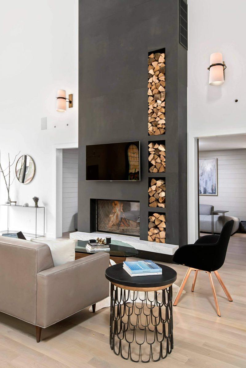 5 idées pour relooker sa cheminée | madame décore