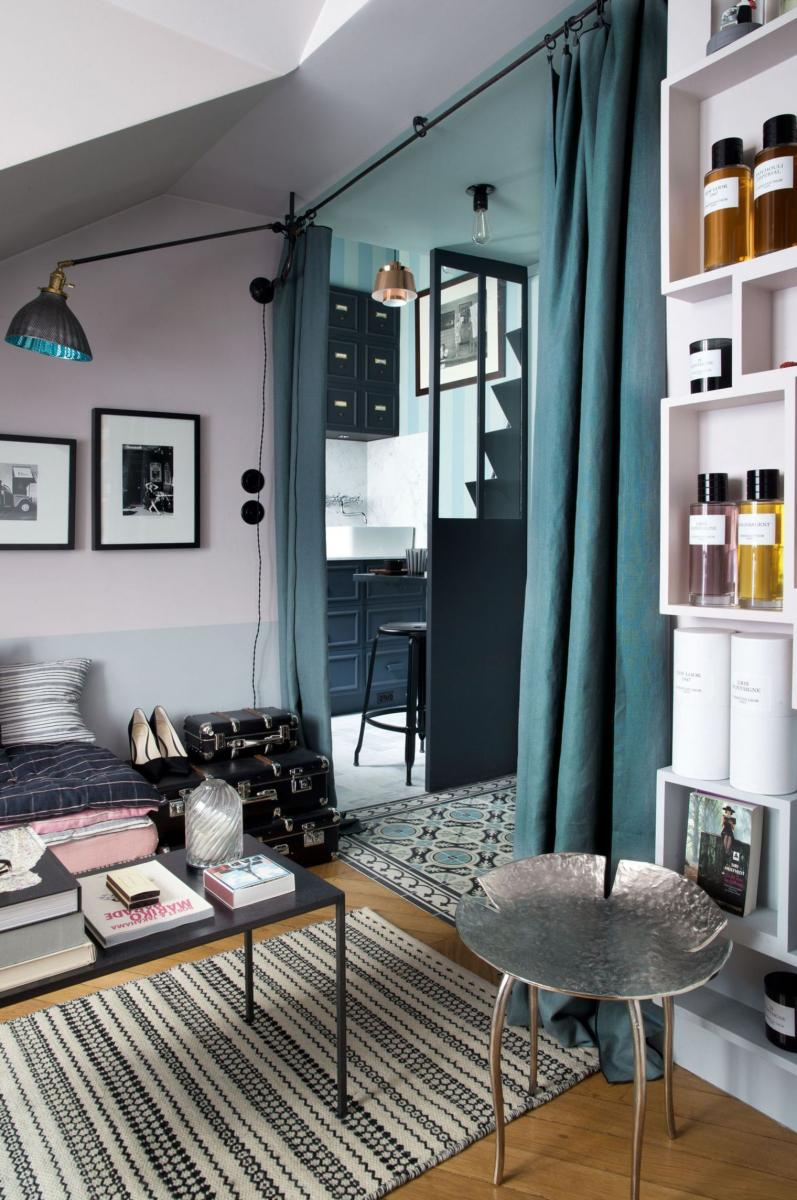 Mur De Rangement Salon 5 conseils de pro pour aménager un petit salon | madame décore