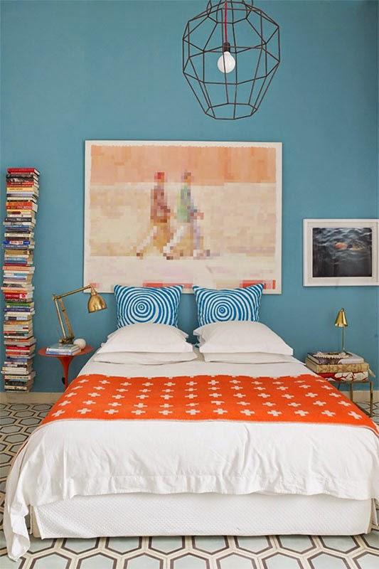 Explosion de couleurs : Et si on osait le orange en déco ? | Madame ...