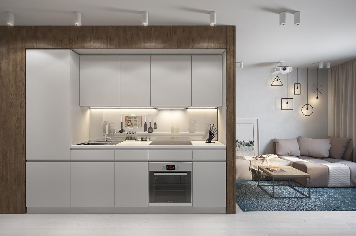 Une estrade pour optimiser et structurer l 39 espace madame - Estrade pour cuisine ...