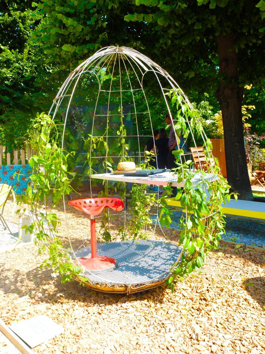 Marie Claire Maison Jardin Recup ma visite chez jardins jardin | madame décore