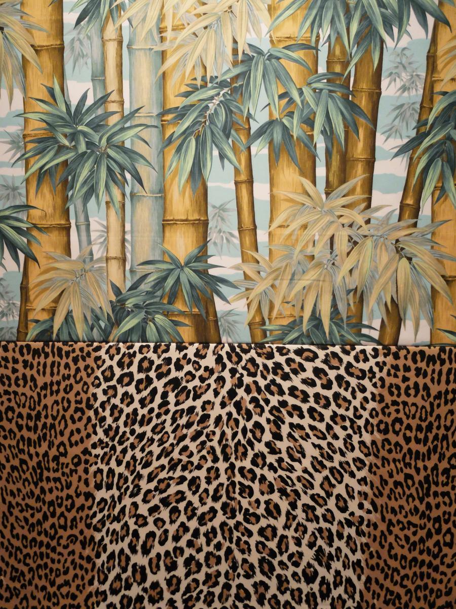 Papier Peint Pierre Frey une visite au musée des arts décoratifs : expos faire le mur