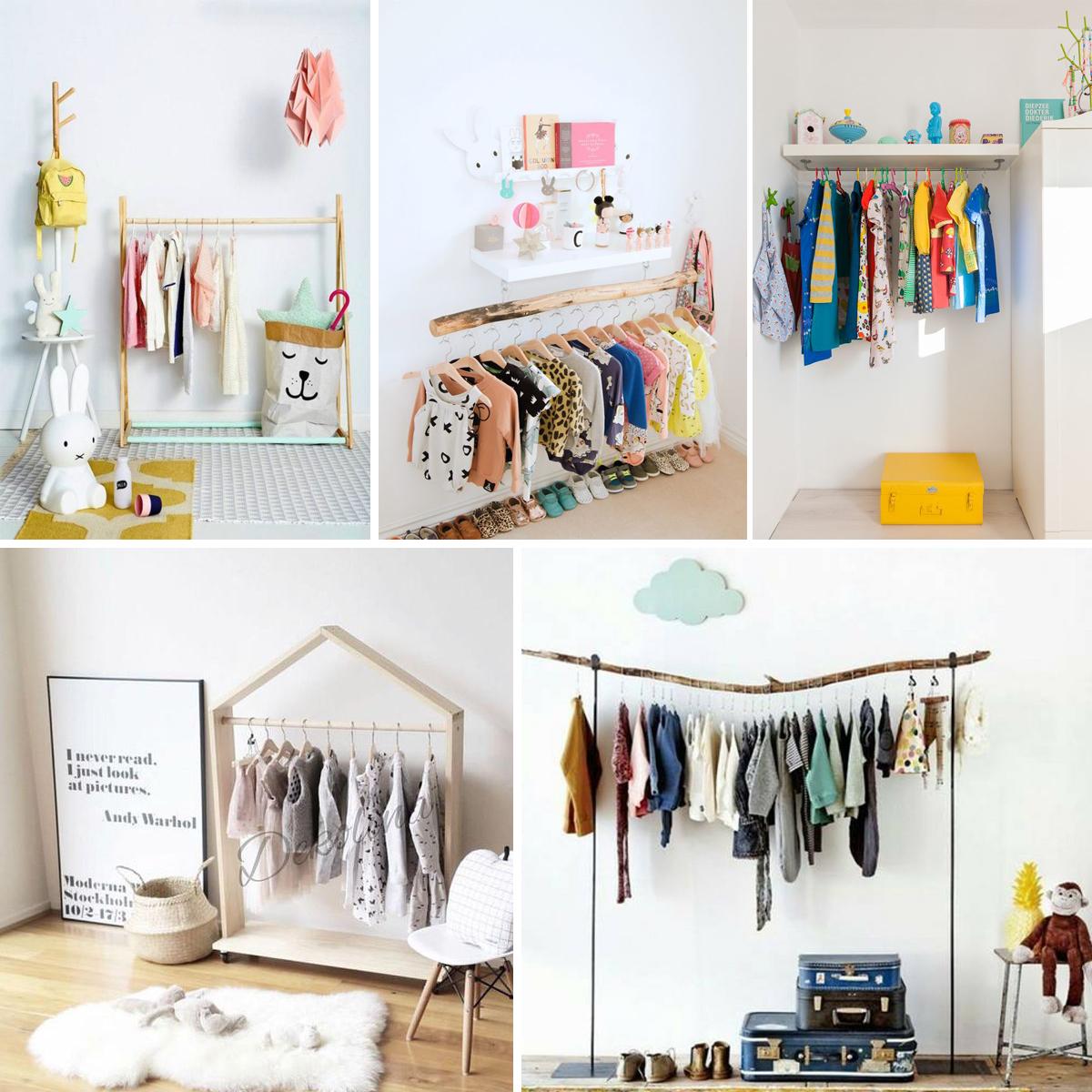 Comment aménager une chambre d\'enfant Montessori | Madame Décore
