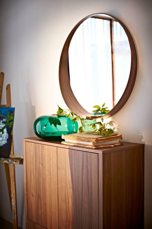 Les indispensables pour une entr e fonctionnelle et cosy Miroir xxl ikea