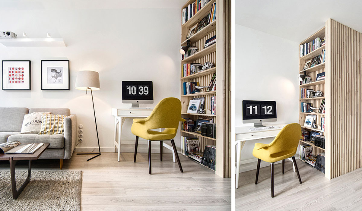 Comment meubler un petit espace madame d core - Meuble pour petit espace ...