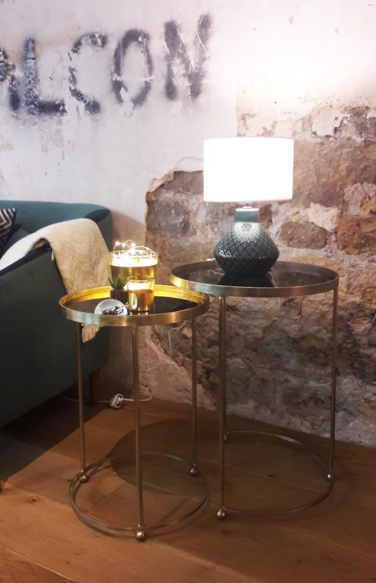 tables gigognes maison du monde tables basses gigognes en. Black Bedroom Furniture Sets. Home Design Ideas