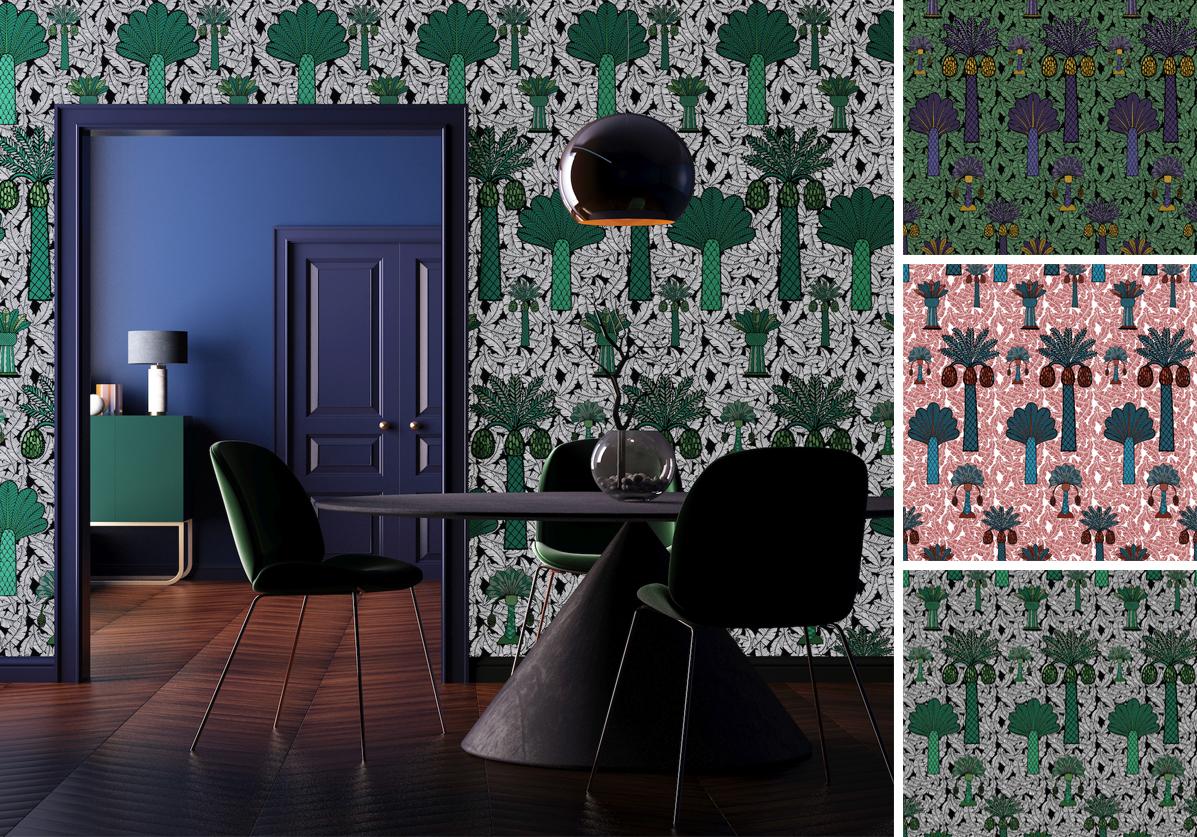 au fil des couleurs x sandrine alouf la collab 39 de la. Black Bedroom Furniture Sets. Home Design Ideas