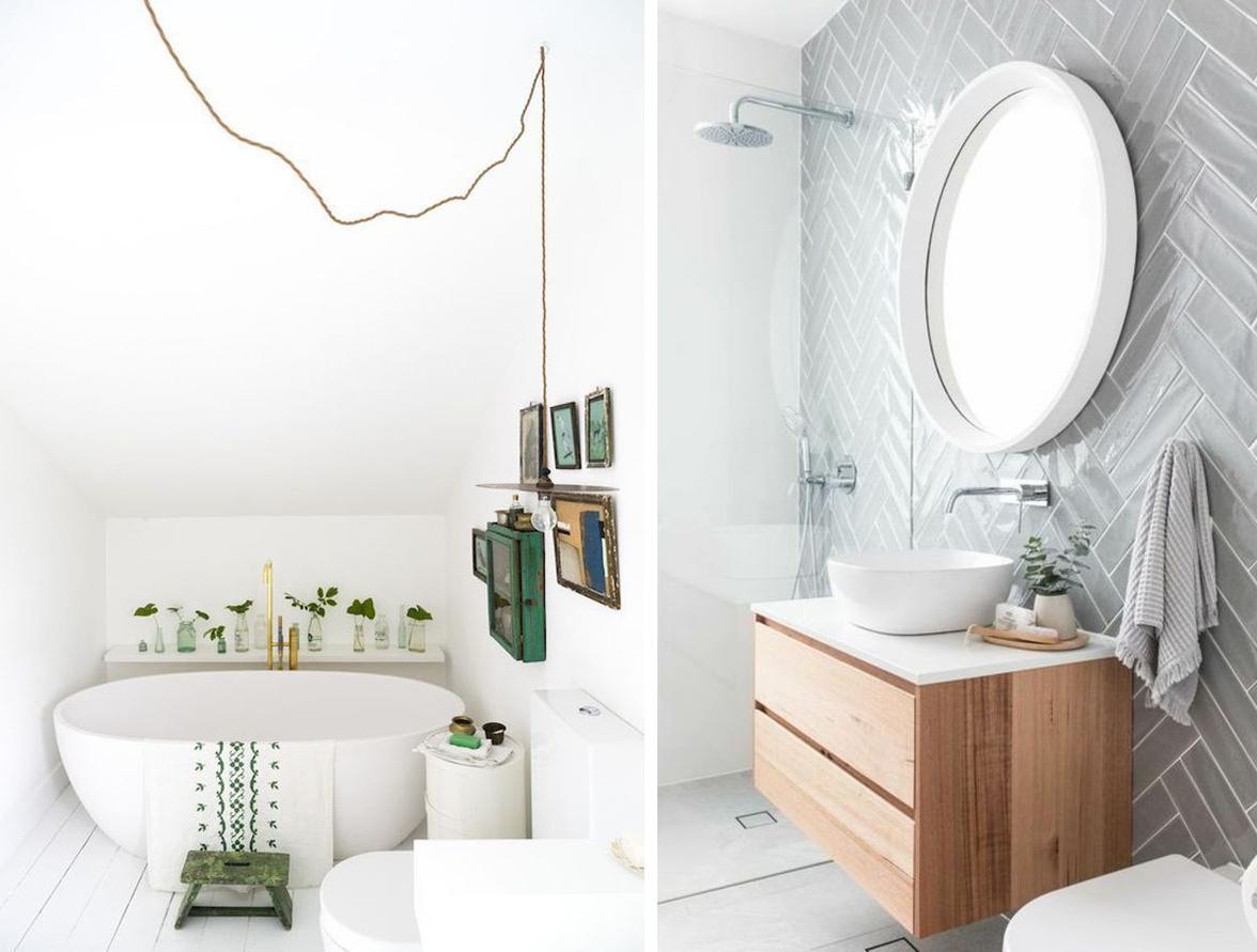 Mes idées pour aménager une petite salle de bain | Madame Décore