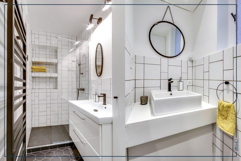 10 idées pour une salle de bain stylée | Madame Décore