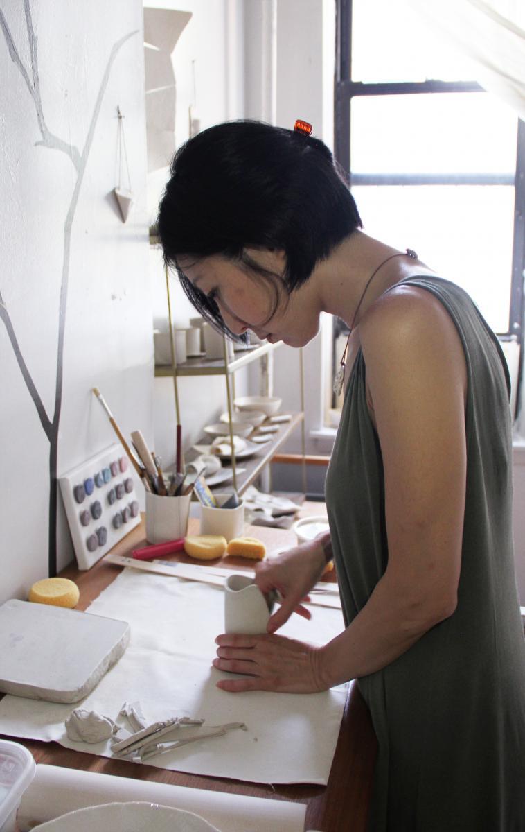 coup de coeur pour l 39 univers d 39 ovo ceramics madame d core. Black Bedroom Furniture Sets. Home Design Ideas