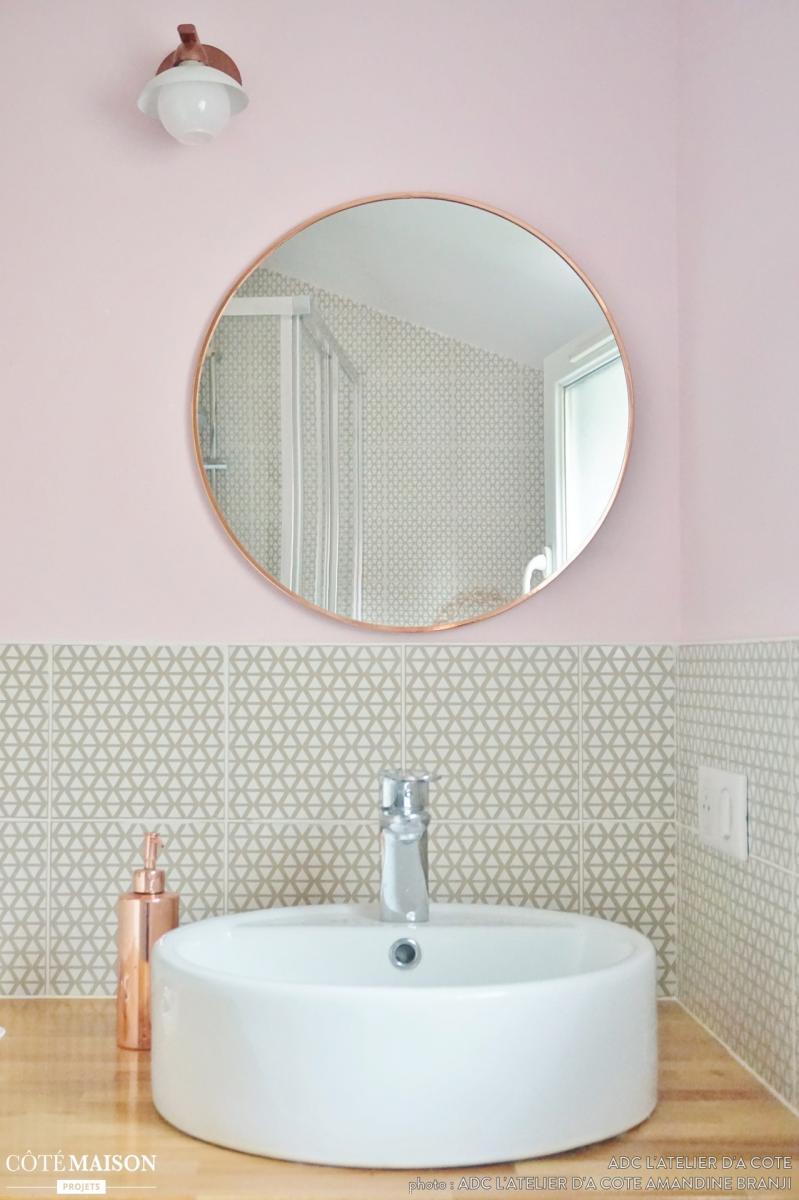 Salle De Bain Rose Poudre ~ inspiration je veux une salle de bain rose madame d core