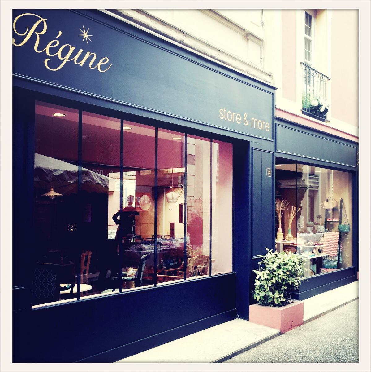 Découvrez Régine, le nouveau concept-store déco lyonnais ! | Madame Décore