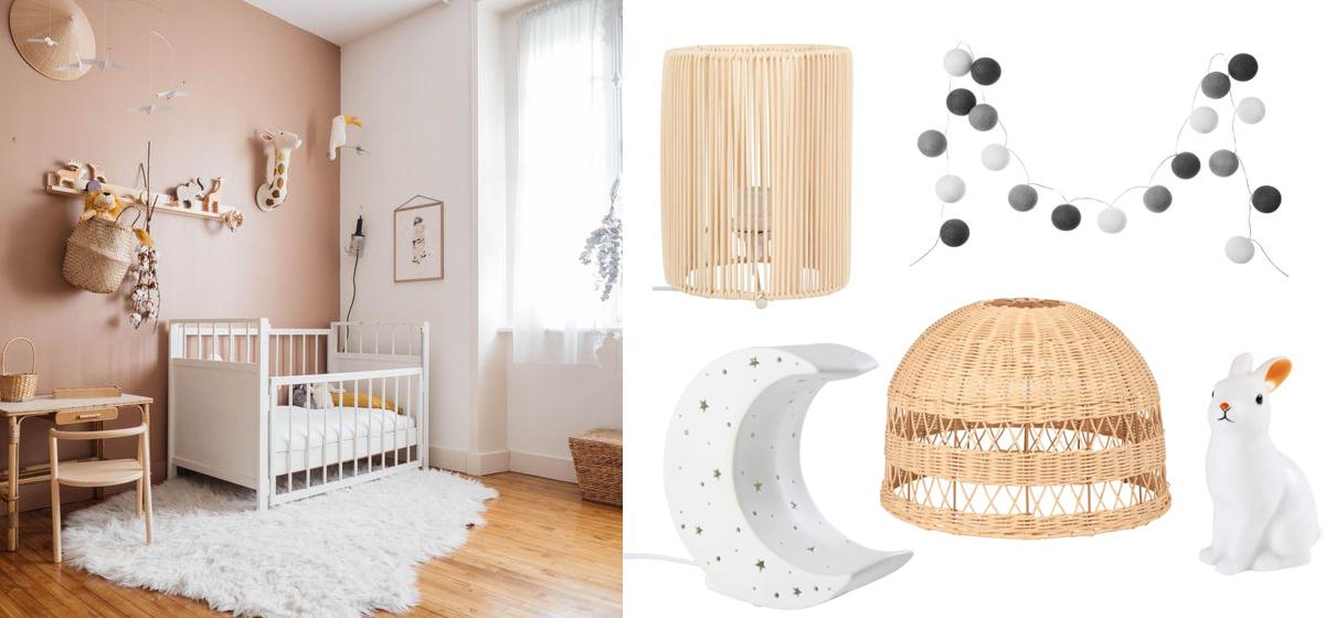 5 astuces pour aménager une chambre de bébé cocooning ...