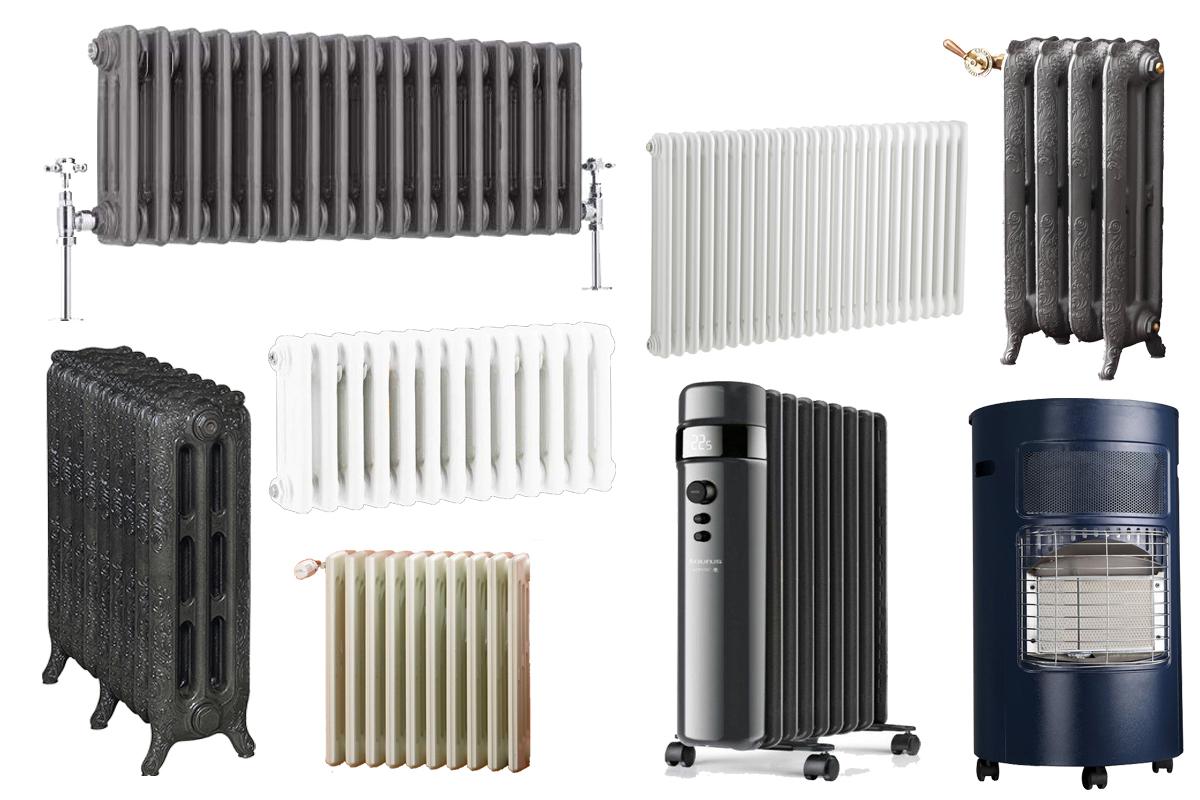 Où trouver un radiateur de style rétro ? | Madame Décore