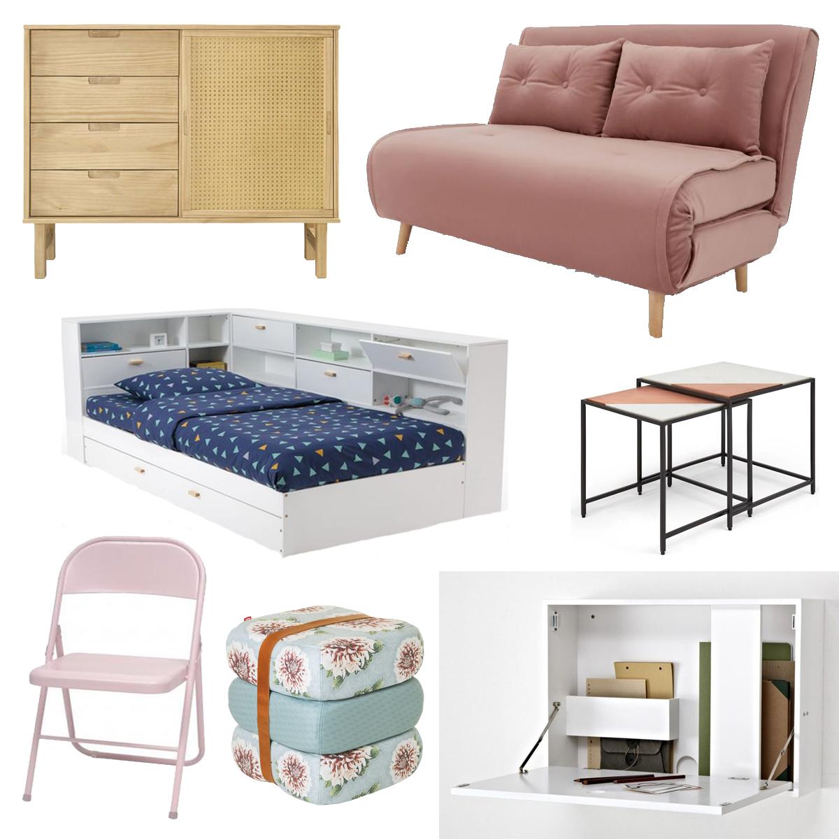 5 astuces pour aménager une chambre de bonne | Madame Décore