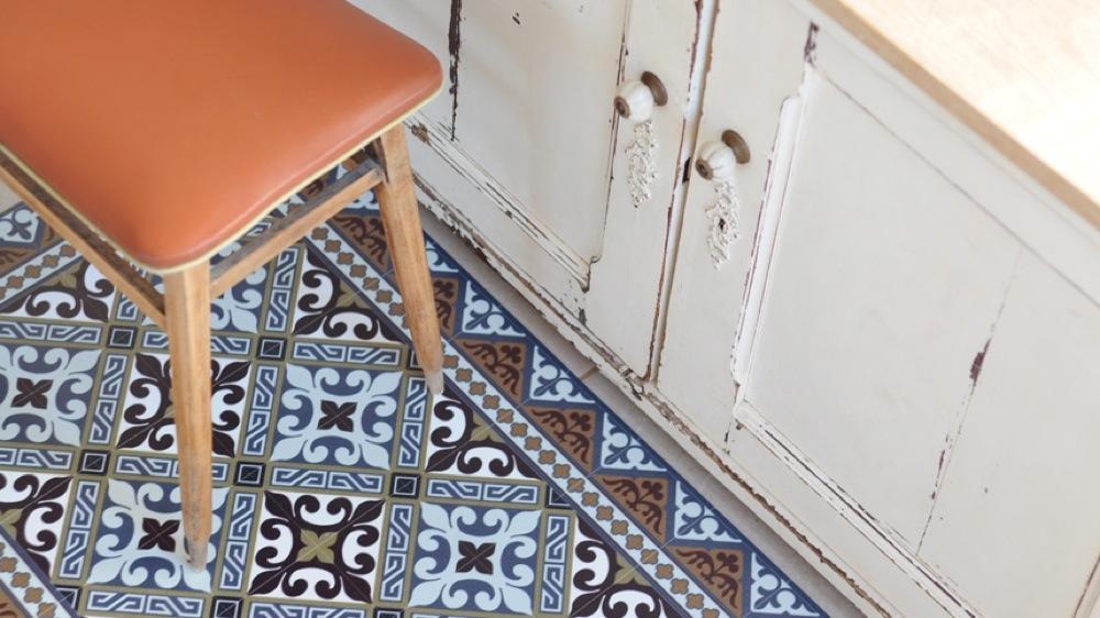 Où trouver un beau tapis en vinyle ? | Madame Décore