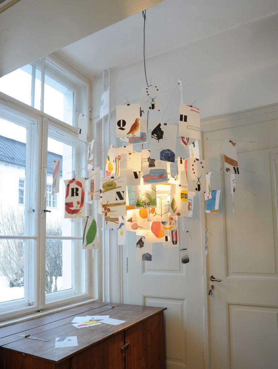 Lampe Suspension Papier Design 10 luminaires au design indémodable | madame décore