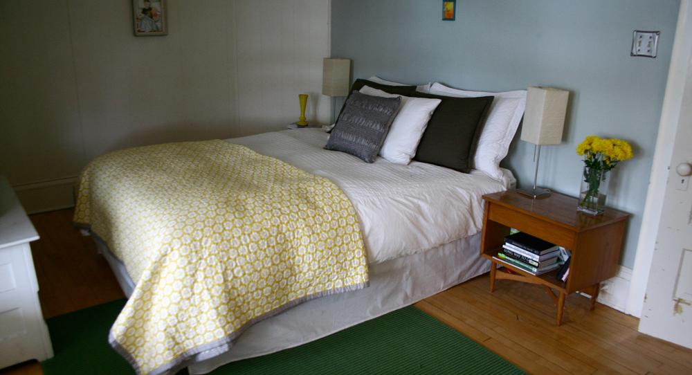 Relooking r ussi dans une chambre parentale madame d core for Relooking chambre parents