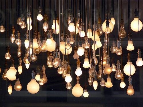 Le retour de l 39 ampoule filaments et du luminaire industriel madame d - Bazar de l electricite ...