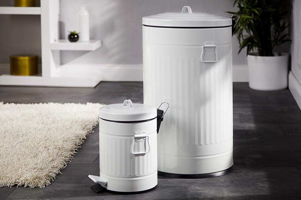 Une jolie poubelle r tro madame d core for Poubelle salle de bain retro