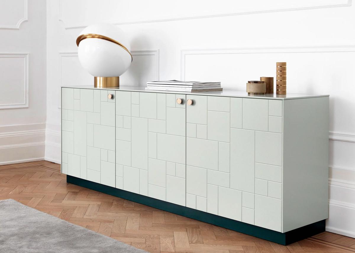 Transformer Ses Meubles Ikea diy : customiser un meuble ikea avec superfront | madame décore
