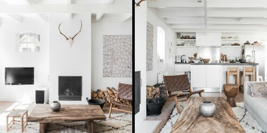Une maison de famille au style scandinave rustique madame d core - Maison style scandinave ...