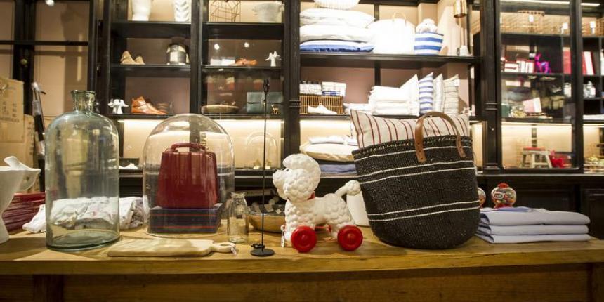 Nouvelle boutique parisienne Ines de la Fressange | Madame Décore
