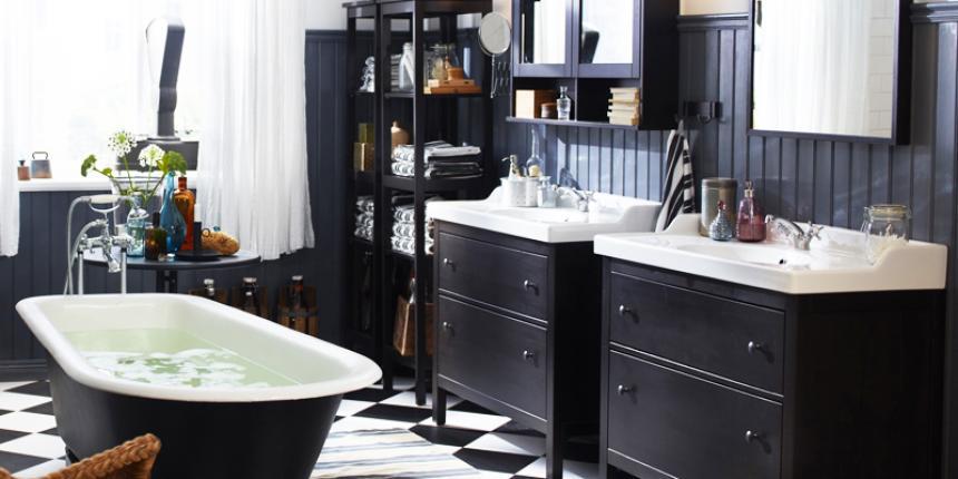 La salle de bain fait peau neuve madame d core - Je decore salle de bain ...