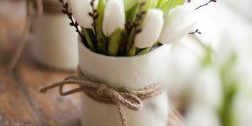 10 Compositions Florales Pour Faire Entrer Le Printemps Dans
