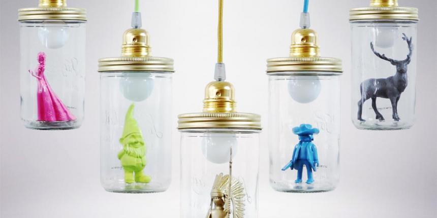 Diy recyclez vos jouets en objets d co madame d core for Objet deco pour etagere
