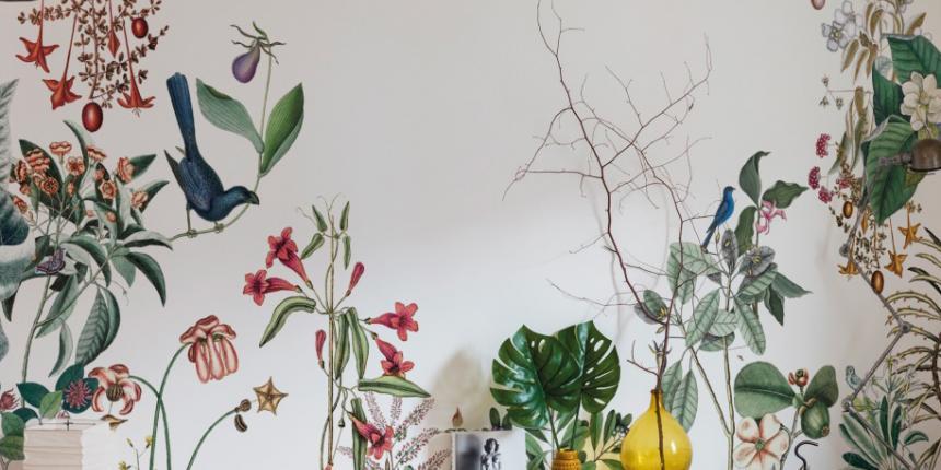10 Papiers Peints Panoramiques Pour Styliser Son Interieur